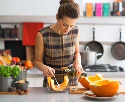 Тыква на ужин при похудении. Тыквенная диета для похудения: особенности и польза