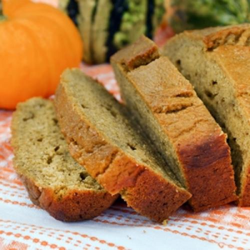Тыква рецепты приготовления диетические. Тыквенный хлеб