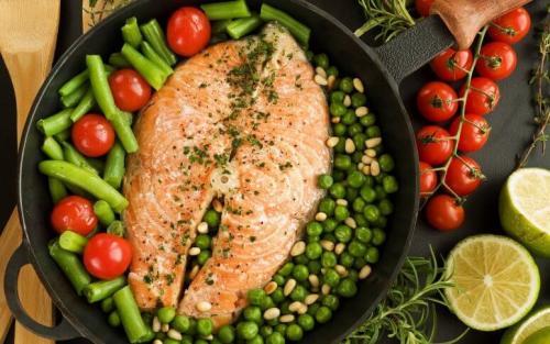 Гарнир к рыбе. Какой гарнир лучше всего подходит к рыбе?
