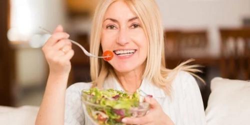 Меню на неделю для женщин после 50 лет. Как правильно питаться, чтобы похудеть после 50 лет