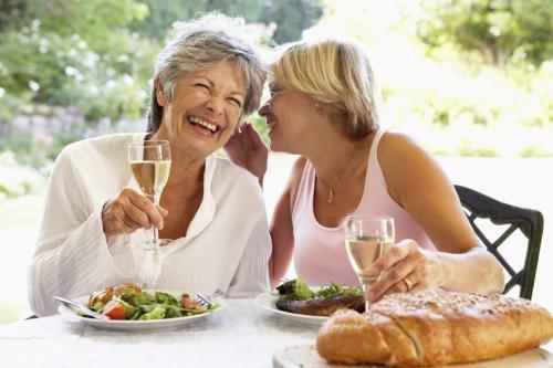Упражнения для похудения после 55 лет. Как эффективно похудеть женщине после 55 лет — советы диетолога