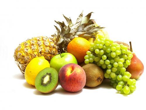 Продукты для здорового питания. Правильное питание и фрукты