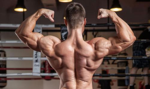 Как прокачать мышцы спины.